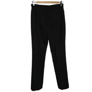 AKRIS PUNTO Black Straigth Legs Chic Trouser Pants